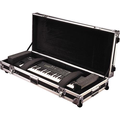 Gator G-Tour 61 ATA Rolling Keyboard Flight Case