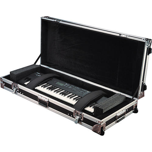 Gator G-Tour 76 Rolling ATA Keyboard Flight Case