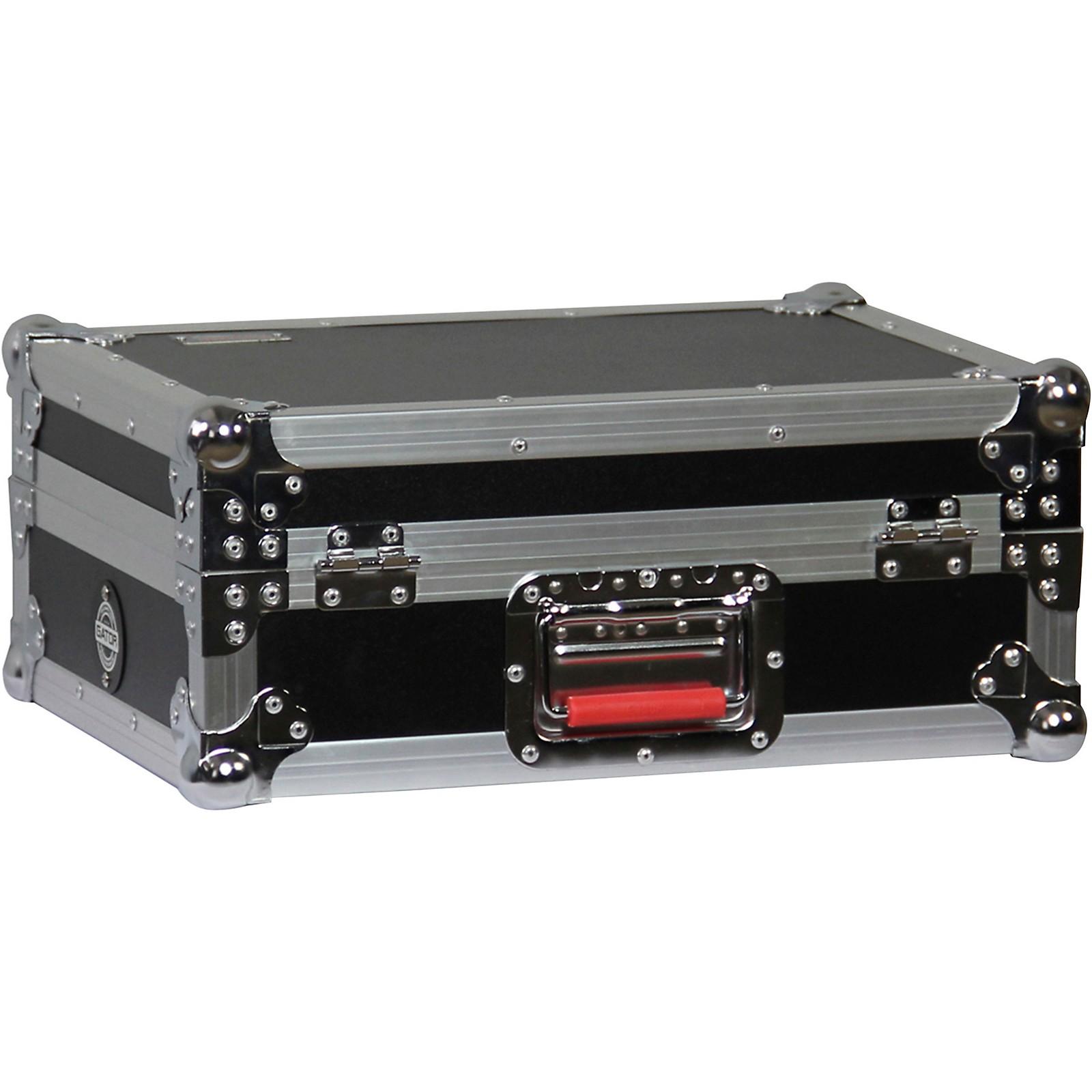 Gator G-Tour DJ CD 2000 ATA Road Flight Case for Large-Format Media Players, CDJ-2000NXS2