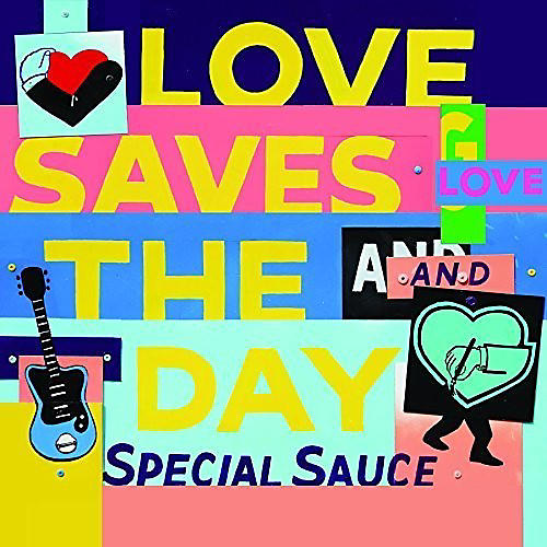 Alliance G. Love & Special Sauce - Love Saves the Day