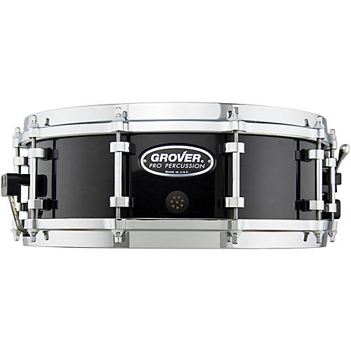 Grover Pro G1 Concert Snare Drum Charcoal Ebony 14 x 5 in.