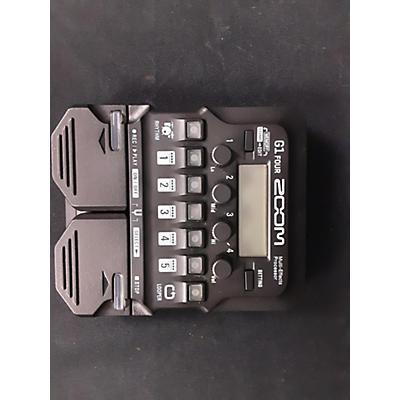 Zoom G1 FOUR MultiTrack Recorder