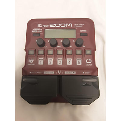 Zoom G1 Four Effect Processor