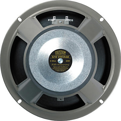 """Celestion G10 Vintage 60W, 10"""" Guitar Speaker"""