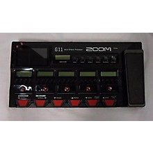Zoom G11 Effect Processor