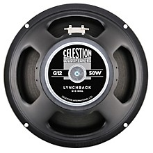 Celestion G12-50GL Lynchback George Lynch Signature Guitar Speaker 8 Ohm
