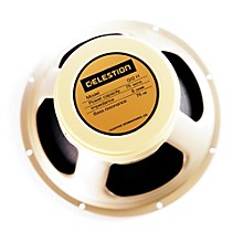 "Open Box Celestion G12H-75 Creamback 12"" 75W Guitar Speaker, 8 Ohm"