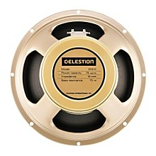 "Open Box Celestion G12H-75 Creamback 12"" Speaker 16 ohm"