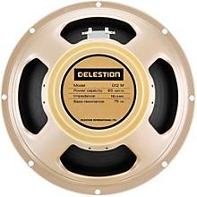 "Open BoxCelestion G12M-65 Creamback 12"" Speaker 16 Ohm"