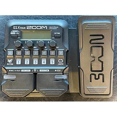 Zoom G1X Four Effect Processor