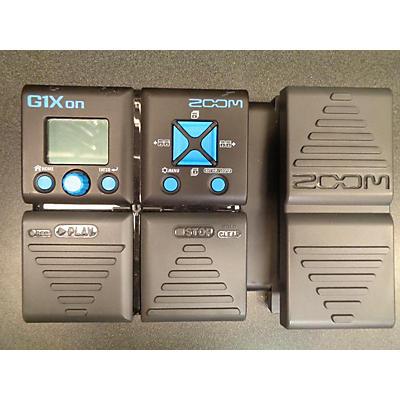 Zoom G1Xon Effect Processor