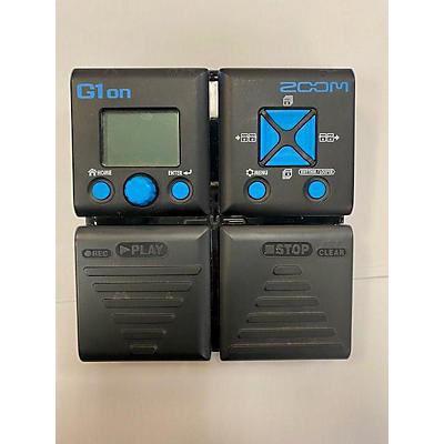 Zoom G1on Effect Pedal