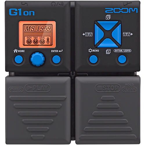 Zoom Guitar Effects 2019 : zoom g1on guitar multi effects pedal musician 39 s friend ~ Hamham.info Haus und Dekorationen