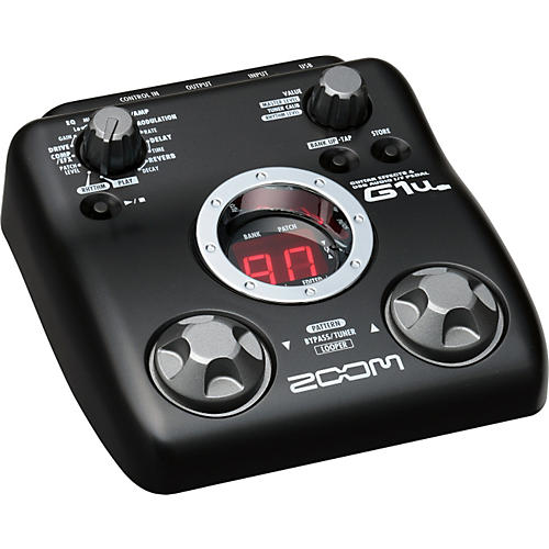 Zoom Guitar Effects 2019 : zoom g1u guitar multi effects pedal usb interface musician 39 s friend ~ Hamham.info Haus und Dekorationen
