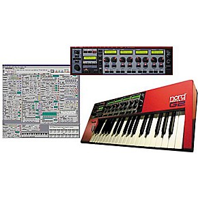 nord g2 37 key modular synth musician 39 s friend. Black Bedroom Furniture Sets. Home Design Ideas