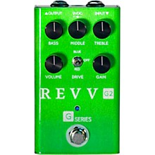 Open Box Revv Amplification G2 Overdrive Effects Pedal