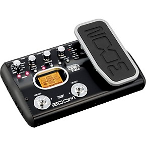zoom g2 1nu guitar multi effects pedal usb interface musician 39 s friend. Black Bedroom Furniture Sets. Home Design Ideas
