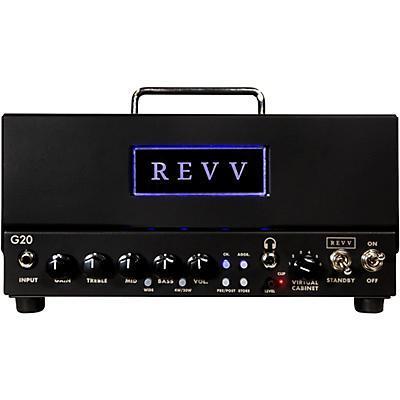 Revv Amplification G20 20W Tube Guitar Amp Head