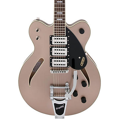 "Gretsch Guitars G2627T Streamliner Center Block 3-pickup ""Cateye"" with Bigsby Electric Guitar"