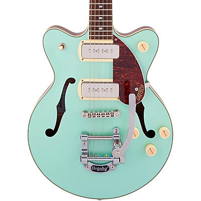 Gretsch Guitars G2655T-P90 Streamliner Center Block Jr. Double-Cut P90 with Bigsby