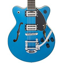G2655T Streamliner Center Block Jr. Bigsby Electric Guitar Fairlane Blue