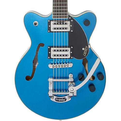Gretsch Guitars G2655T Streamliner Center Block Jr. Bigsby Electric Guitar Fairlane Blue