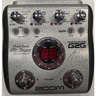 Zoom G2G George Lynch Mr Scary Effect Processor