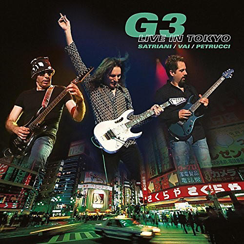 Alliance G3 - Live In Tokyo