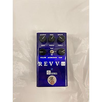 Revv Amplification G3 Distortion Effect Pedal