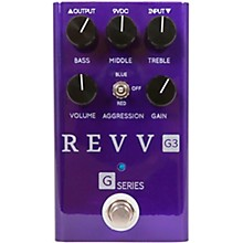 Open Box Revv Amplification G3 Distortion Effects Pedal