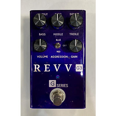 Revv Amplification G3 Effect Pedal