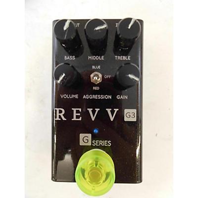 Revv Amplification G3 Effect Pedal