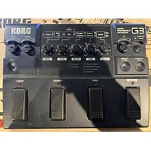 Korg G3 Effect Processor