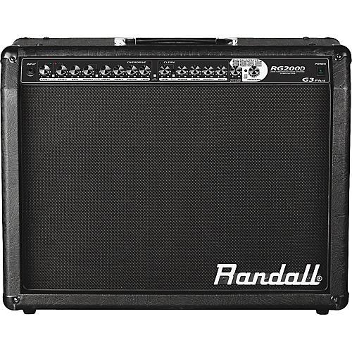 Randall G3 Plus Series RG200DG3PLUS 200W 2x12 Guitar Combo Amp