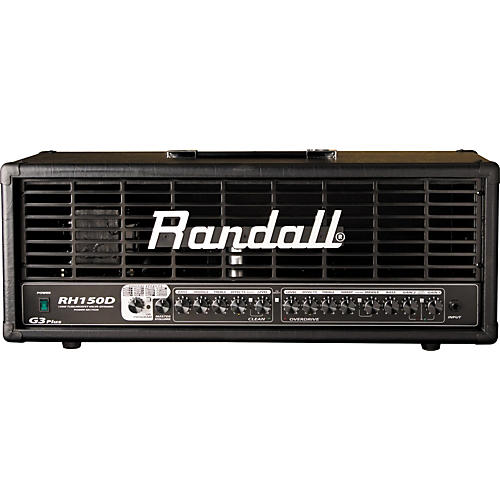 randall g3 plus series rh150dg3plus 150w guitar amp head musician 39 s friend. Black Bedroom Furniture Sets. Home Design Ideas