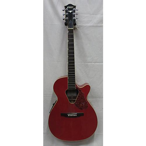 Gretsch Guitars G3410 Rancher Junior Acoustic Electric Guitar Orange
