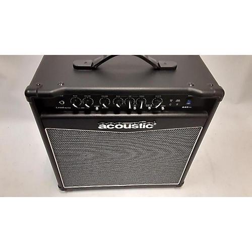 G35FX 35W 1x12 Guitar Combo Amp