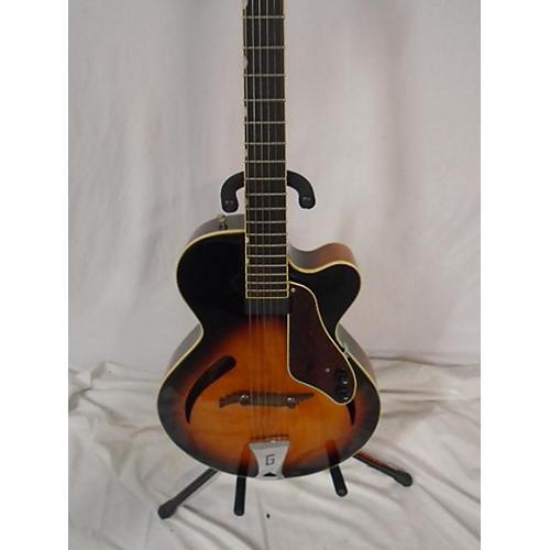 Gretsch Guitars G3900 Hollow Body Electric Guitar Sunburst