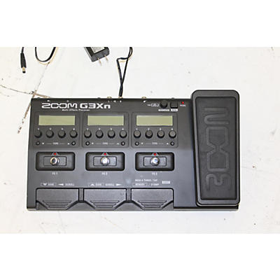 Zoom G3XN Multi Effects Processor