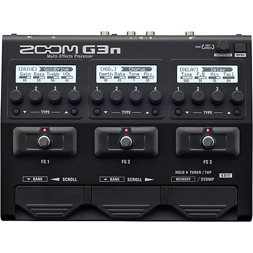 Zoom G3n Guitar Multi-Effects Processor