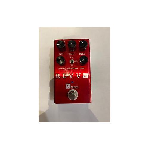 Revv Amplification G4 Effect Pedal