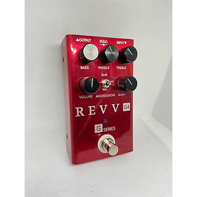 Revv Amplification G4 Effect Pedal
