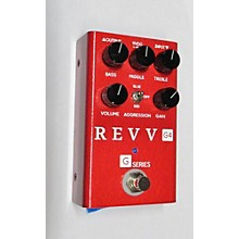 Revv Amplification G4 RED Effect Pedal