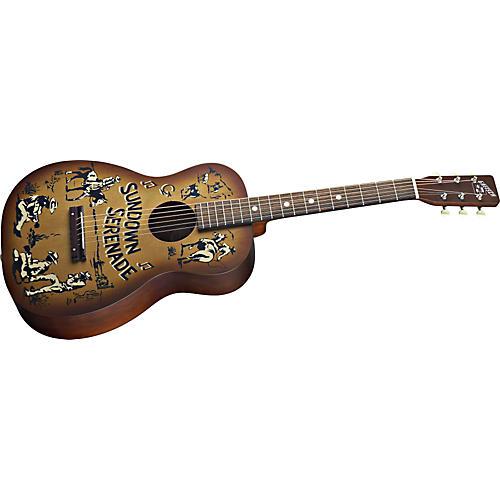 Gretsch Guitars G4500 Americana Series Limited-Edition Sundown Serenade Acoustic Guitar