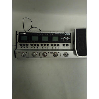Zoom G5 Pedal