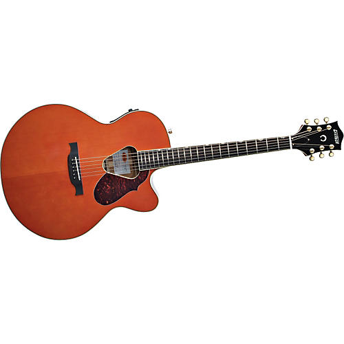 Gretsch Guitars G5022C Rancher Jumbo Cutaway Acoustic-Electric Guitar