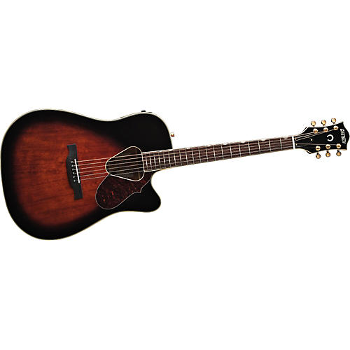Gretsch Guitars G5030C Rancher Dreadnought Cutaway Acoustic-Electric Guitar