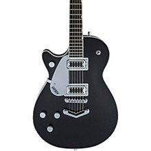 "Gretsch Guitars G5230LH Electromatic Jet with ""V"" Stoptail Left-Handed Electric Guitar"
