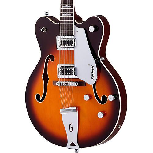 gretsch guitars g5422dc 12 electromatic 12 string hollowbody guitar musician 39 s friend. Black Bedroom Furniture Sets. Home Design Ideas