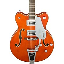 G5422T Electromatic Double Cutaway Hollowbody Electric Guitar Orange Stain